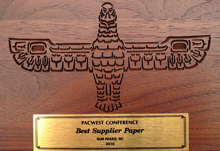 Best Supplier Paper 2010