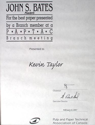 PAPTAC - Best Paper