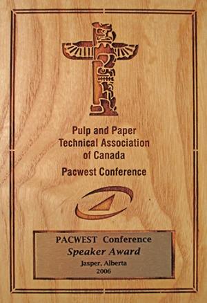 Speaker Award 2006
