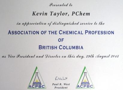 ACPBC - Vice President