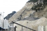 Onsite at a Limestone Quarry